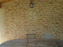 mur interieur Enduit décoratif