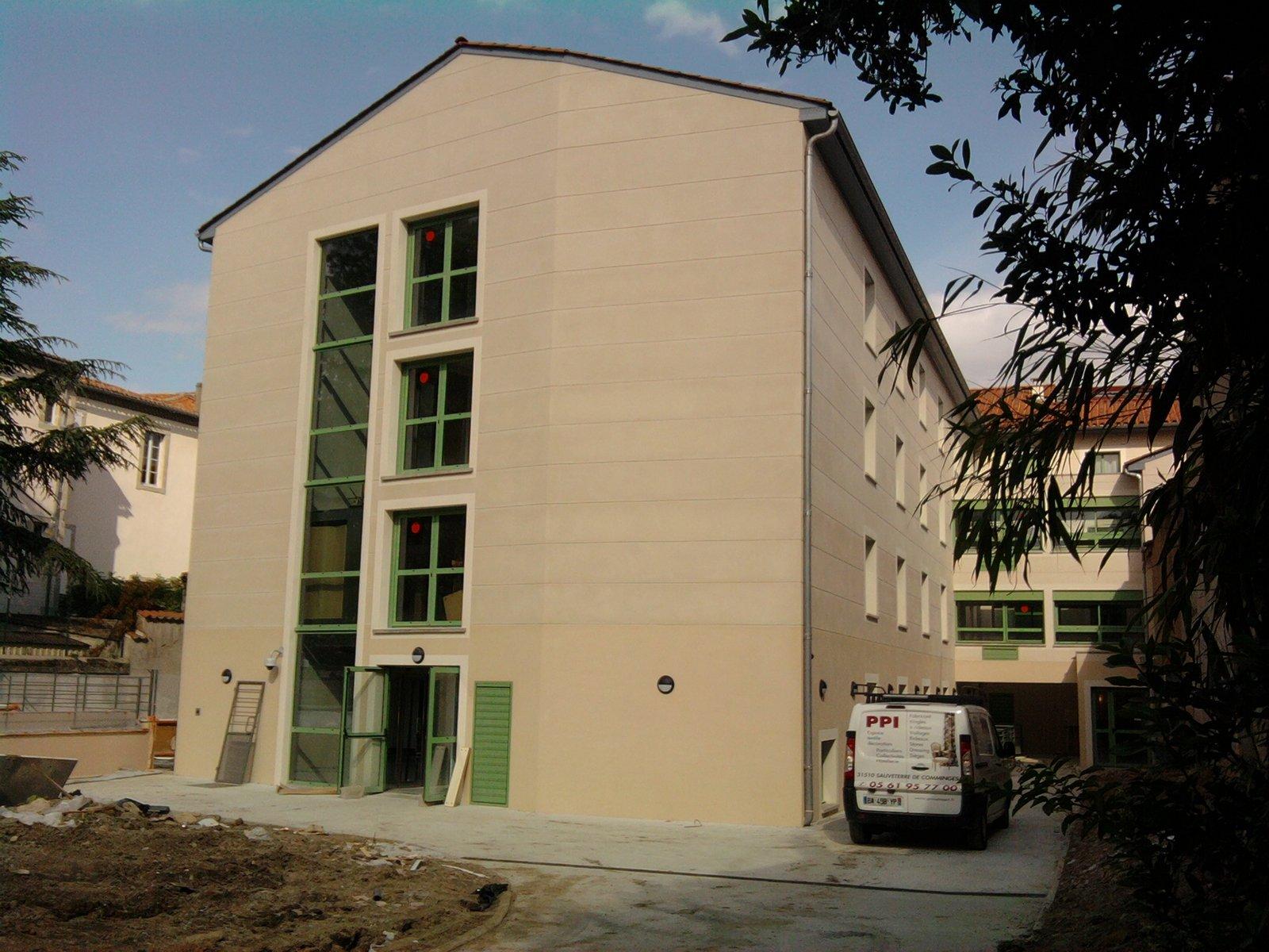 maison architecte valence